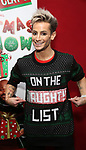 """Frankie Grande attend the Opening Night After Party for """"Ruben & Clay's First Annual Christmas Show"""" on December 11, 2018 at The Copacabana Times Square in New York City."""