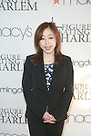 Fumie Suguri attends The 2011 Figure Skating in Harlem - Skating with the Stars Honoring Tina and Terry Lundgren, Sarah Hughes and Lola C. West at the Wollman Rink, NY 4/4/11
