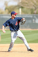Kyle Smith, Cleveland Indians 2010 minor league spring training..Photo by:  Bill Mitchell/Four Seam Images.