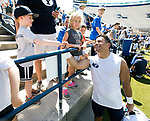 Pau'u, Butch 17FTB Prac 8-17 781<br /> <br /> 17FTB Prac 8-17<br /> <br /> BYU Football Fall Camp<br /> <br /> August 17, 2017<br /> <br /> Photo by Jaren Wilkey/BYU<br /> <br /> &copy; BYU PHOTO 2017<br /> All Rights Reserved<br /> photo@byu.edu  (801)422-7322
