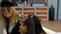 India Willoughby, Malika Haqq    <br /> Celebrity Big Brother 2018 - Day 3<br /> *Editorial Use Only*<br /> CAP/KFS<br /> Image supplied by Capital Pictures