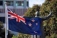 NZ Parliament Buildings in Wellington, New Zealand on Thursday, 4 July 2019. Photo: Dave Lintott / lintottphoto.co.nz