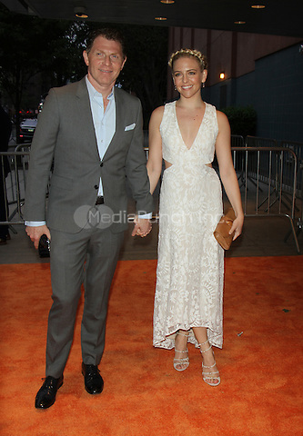 NEW YORK, NY-June 13: Bobby Flay, Helene Yorke at  EPIX presents New York premiere of  EPIX original Documentary SERENA the Other Side of Greatness at the SVA Theatre in New York. NY June 13, 2016. Credit:RW/MediaPunch