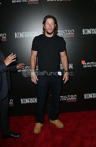 LOS ANGELES, CA - NOVEMBER 06: Mark Wahlberg arrives at the 9th Hamilton Behind The Camera Awards at Exchange LA on November 6, 2016 in Los Angeles, California. (Credit: Parisa Afsahi/MediaPunch).