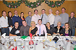 Having a ball at the O'Sullivan Builders, Ardfert Christmas party held in The Ballyroe Heights Hotel on Saturday night were seated l/r John O'Sullivan, Shane Griffin, Siobhan Sentry, Darren Dineen, Joanne Coffey, Linda Murphy and Karen Foran, standing l/r Niall clifford, Mary-Ellen O'Keefe, Mike Maloney, Avril Leahy, Mike O'Sullivan, Georgie Flaherty, John Egan, Ciana?n Ferris, Bill Gates, Jeremiah Clifford and Barry Fitzmaurice.