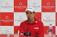 Thomas Aiken (RSA) wins on Day 4 of the 2013 Avantha Masters, Jaypee Greens Golf Club, Greater Noida, Delhi, 17/3/13..(Photo Jenny Matthews/www.golffile.ie)