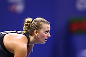 5th September 2017, Flushing Meadowns, New York, USA;  PETRA KVITOVA (CZE) during day nine match of the 2017 US Open on September 5, 2017, at Billie Jean King National Tennis Center in Flushing Meadow