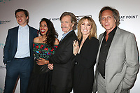 "LOS ANGELES - APR 5:  Nick Robinson, Rosario Dawson, William H Macy, Felcity Huffman, William Fichtner at the ""Krystal"" Premiere at ArcLight Hollywood on April 5, 2018 in Los Angeles, CA"