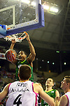 Unicaja vs Banca Civica: 65-77 - Copa del Rey 2012 - Cuartos de Final.