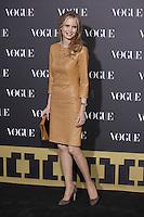 Inma Shara attends 2014 Vogue Jewelry Awards in Madrid, Spain. November 18, 2014. (ALTERPHOTOS/Victor Blanco) /NortePhoto<br /> NortePhoto.com