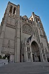 Grace Cathedral in San Francisco, California