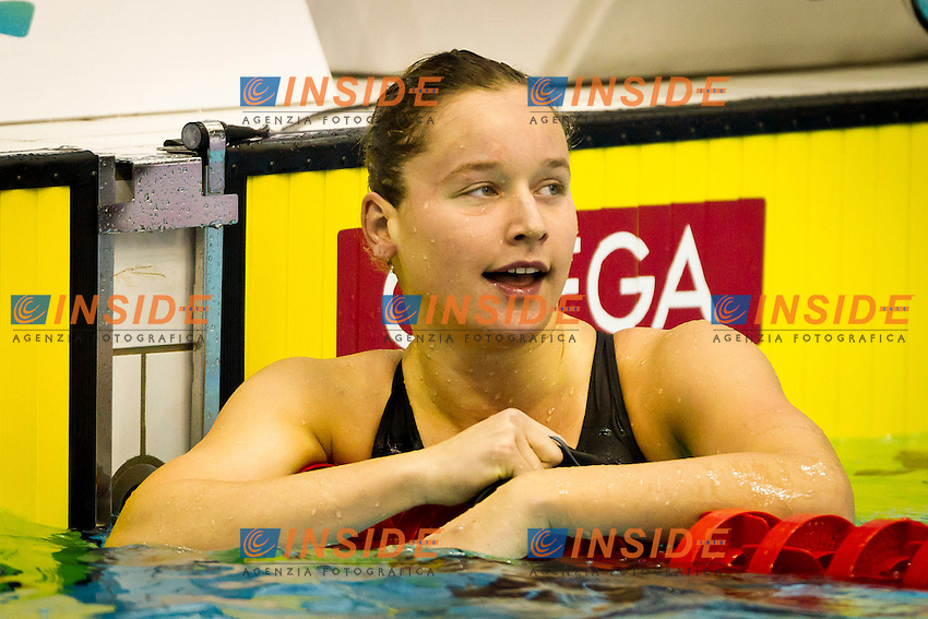 Szczecin, Poland, 11 december 2011.European Short Course Swimming Champioships 2011.200m Freestyle Women.Silke Lippok (GER).Photo Insidefoto / Guido Cantini