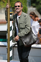 VENICE, ITALY - September 01: Rocco Papaleo arrives in Darsena Excelsior during the 76th Venice Film Festival  on September 01, 2019 in Venice, Italy. (Photo by Mark Cape/Insidefoto)<br /> Venezia 01/09/2019