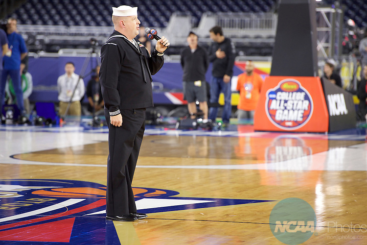 01 APR  2016:  Reese's Final Four Friday takes place during the 2016 Men's Final Four in Houston, TX.  Jamie Schwaberow/NCAA Photos
