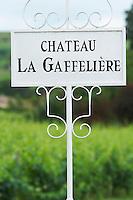 chateau la gaffeliere saint emilion bordeaux france