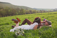 An Outdoor Peak District Wedding