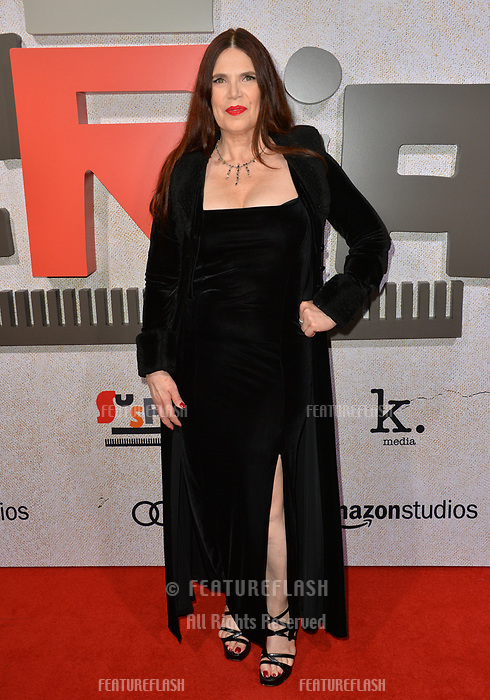 LOS ANGELES, CA. October 24, 2018: Barbara Magnolfi at the Los Angeles premiere for &quot;Suspiria&quot; at the Cinerama Dome.<br /> Picture: Paul Smith/Featureflash
