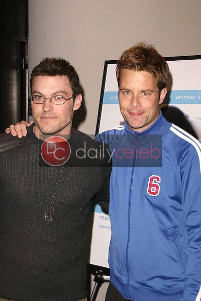 Brian Austin Green and Brad Rowe