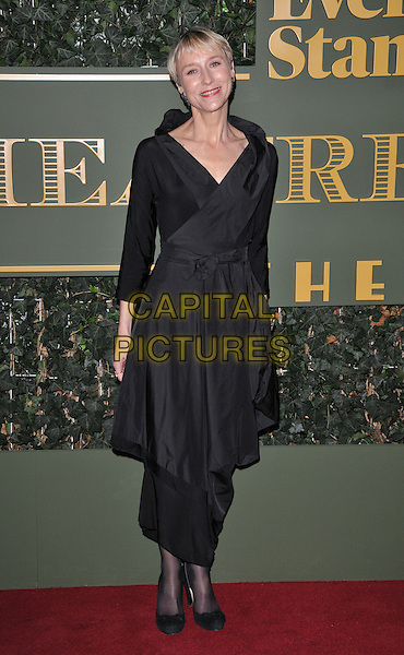 Lia Williams attends the London Evening Standard Theatre Awards 2015, The Old Vic, The Cut, London, England, UK, on Sunday 22 November 2015.<br /> CAP/CAN<br /> &copy;CAN/Capital Pictures