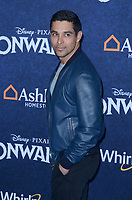 """LOS ANGELES - FEB 18:  Wilmer Valderrama at the """"Onward"""" Premiere at the El Capitan Theater on February 18, 2020 in Los Angeles, CA"""