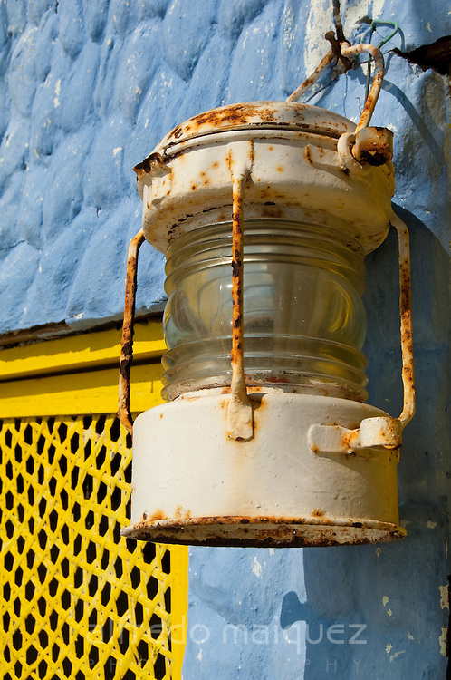 Old Lantern, Rosario islands, Cartagena de Indias, Colombia, South America.