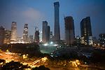 Beijing City Centre Urban Construction China