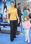 Angie Harmon & daughters at The Dreamworks Animation's Monsters VS. Aliens L.A. Premiere held at Gibson Ampitheatre in Universal City, California on March 22,2009                                                                     Copyright 2009 RockinExposures