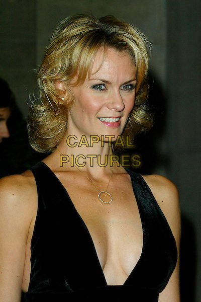 LEIGH ZIMMERMAN.Breast Cancer Care 2006 Fashion Show arrivals.Grosvenor House Hotel.London, England 4th October 2006.Ref: DAR.portrait headshot.www.capitalpictures.com.sales@capitalpictures.com.©Darwin/Capital Pictures