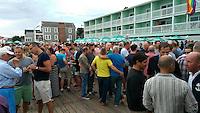 Tea Dance at the Boatslip 12 September 2015