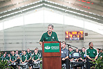 Walter Fieldhouse Dedication 2014