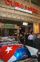 EUS- Cuba Libre Restaurant in The Quarter at Tropicana Resort, Atlantic City NJ 6 14