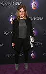"""Terrie Carr attending the Broadway Opening Night Performance of  """"Rocktopia"""" at The Broadway Theatre on March 27, 2018 in New York City."""