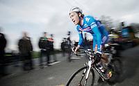 Laurens De Vreese (BEL/Wanty-GroupeGobert)<br /> <br /> Dwars Door Vlaanderen 2014