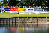 Matt Wallace (ENG) during the first round of the Lyoness Open powered by Organic+ played at Diamond Country Club, Atzenbrugg, Austria. 8-11 June 2017.<br /> 08/06/2017.<br /> Picture: Golffile | Phil Inglis<br /> <br /> <br /> All photo usage must carry mandatory copyright credit (&copy; Golffile | Phil Inglis)