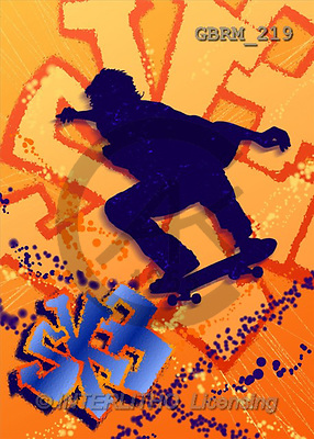 Roger, MASCULIN, paintings, juvboy-SK8_1(GBRM219,#M#)