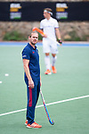 Barcelona, Spain, October 06: During the EHL KO16 field hockey match between Mannheimer HC and Hampstead & Westminster on October 6, 2019 at Pau Negre in Barcelona, Spain. Final score 2-1. (Copyright Dirk Markgraf / 265-images.com) ***