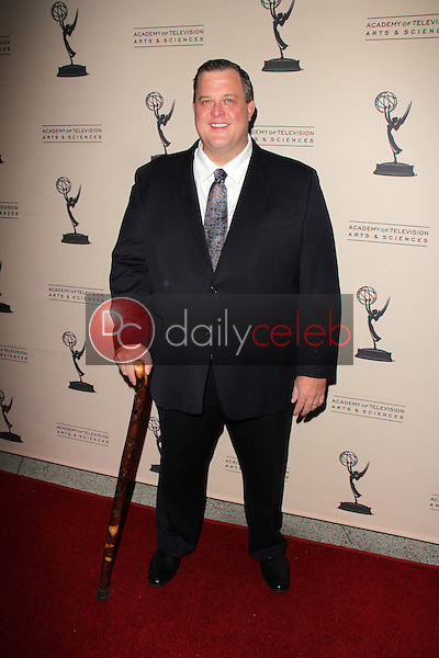 Billy Gardell<br /> at the Television Academy Presents An Evening Honoring James Burrows, Leonard H. Goldenson Theater, North Hollywood, CA 10-07-13<br /> David Edwards/DailyCeleb.Com 818-249-4998