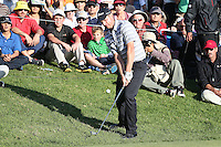 02/17/13 Pacific Palisades, CA: during  the Final Round of the Northern Trust Open held at Riviera Country Club.