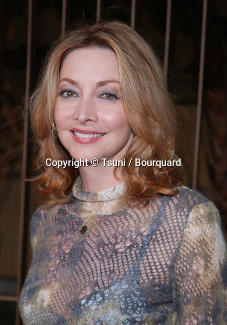 "Sharon Lawrence arriving at the "" CQ premiere""  at the Egyptian Theatre in Los Angeles. May 13, 2002."