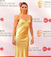 Karen Clifton at the Virgin TV British Academy (BAFTA) Television Awards 2018, Royal Festival Hall, Belvedere Road, London, England, UK, on Sunday 13 May 2018.<br /> CAP/CAN<br /> &copy;CAN/Capital Pictures