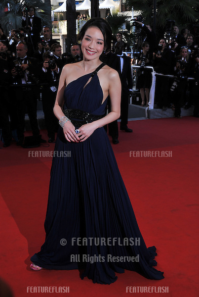 Shu Qi at the closing awards gala at the 62nd Festival de Cannes..May 24, 2009  Cannes, France.Picture: Paul Smith / Featureflash