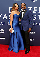 6 June 2019 - Hollywood, California - Roberta Moradfar, Martin Lawrence. American Film Institute's 47th Life Achievement Award Gala Tribute To Denzel Washington held at Dolby Theatre.    <br /> CAP/ADM/FS<br /> ©FS/ADM/Capital Pictures