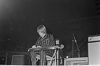 The Rolling Stones with Brian Jones  performing live at The Cow Palace in San Francisco, CA USA on July 26, 1966.  Photo © Kevin Estrada / Media Punch