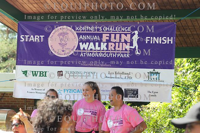 Kortney's Challenge @ Monmouth Park in Oceanport, NJ