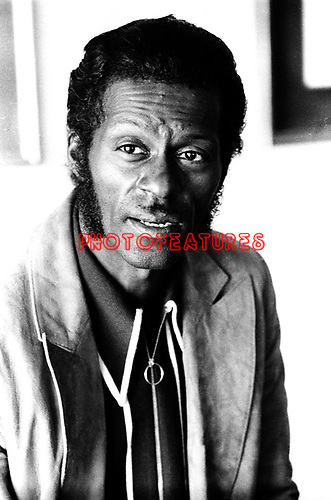 Chuck Berry 1972<br /> &copy; Chris Walter