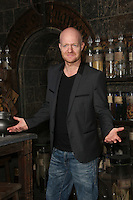 Jake Wood as Harry Potter studio tour opens the new Dark Arts fixture, Watford. 14/10/2014 Picture by: James Smith / Featureflash