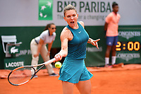 Simona Halep of Romania during Day 11 of the French Open 2018 on June 6, 2018 in Paris, France. (Photo by Dave Winter/Icon Sport)