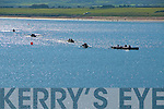 At finish buoy in Ventry regatta on Sunday action photo