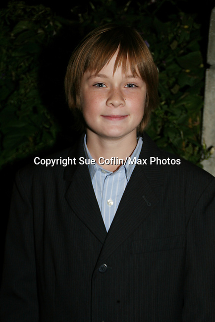One Life To Live's Austin Williams at the ABC Daytime Casino Night on October 23, 2008 at Guastavinos, New York CIty, New York. (Photo by Sue Coflin/Max Photos)