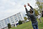 Vie de quartier - Entraînement Base-Ball quartier Peyronneau